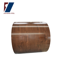 sale Color Coated wooden print ppgi Steel Coil