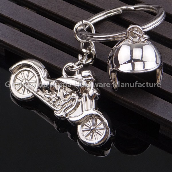 Motorcycle helmet key chain Taiwan motorcycle safety helmet