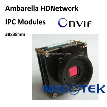 HD MP Ambarella security digital camera cctv board camera module