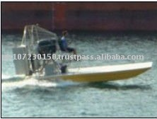 AIRBOAT Fibreglass Fisher Boat