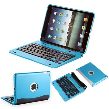 Elegant Bluetooth keyboard premium Case for ipad mini 1/2/3