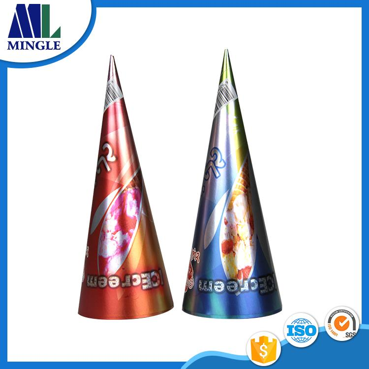 trade assurance ice cream paper cone company