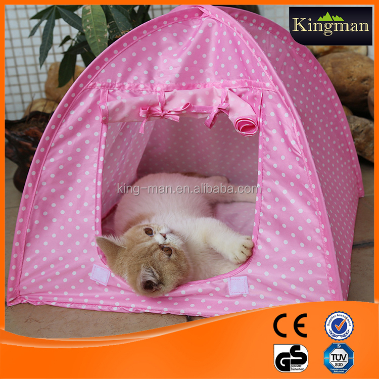automatic cat tent pet canopy rain-proof shelter