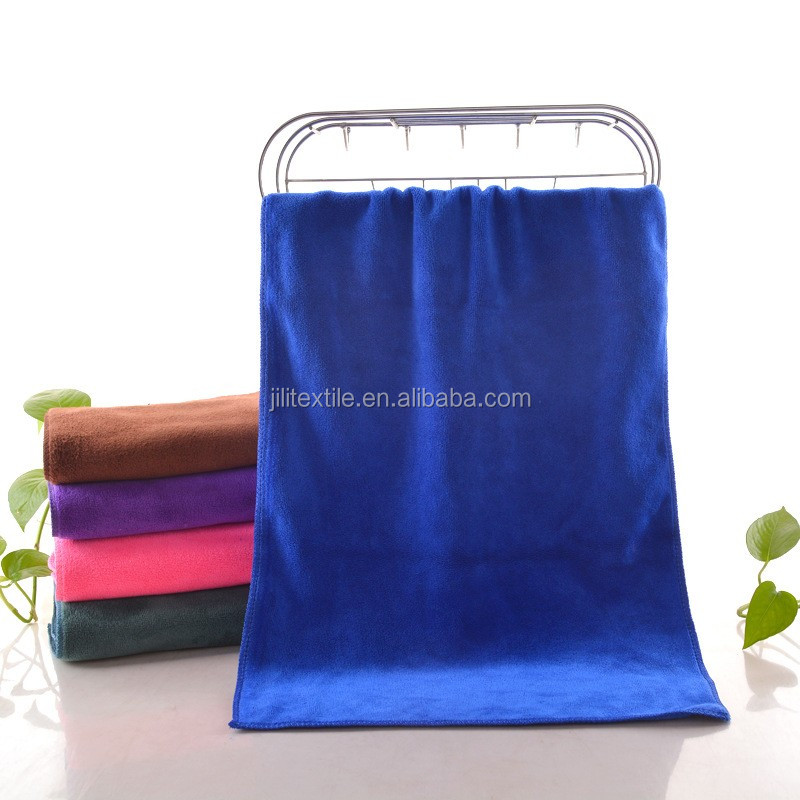 100% Polyester Microfiber Cleaning Cars Towel 30*60 cm 40*60 cm Manufacturer