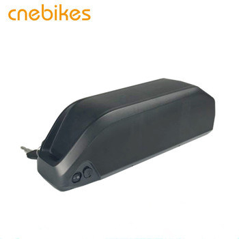 cnebikes large capacity 52v 14ah downtube electric bike lithium battery