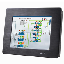 10.4 inch fanless tablet pc/industrial panel pc/all in one pc with touch screen, intel atom CPU, Win NT, UNIX, LINUX, NOVEL