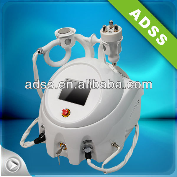 Portable cavitation ultrasonic rf tripolar weight loss machine factory price
