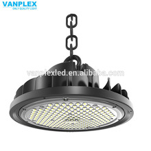 New Industrial 155W UFO LED High Bay Light, 170lm/w UFO High Bay Heat Sink UFO highbay Housing