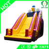 2016Cheap commercial giant inflatable fire truck slide,giant inflatable pool slide for adult,small indoor inflatable slide