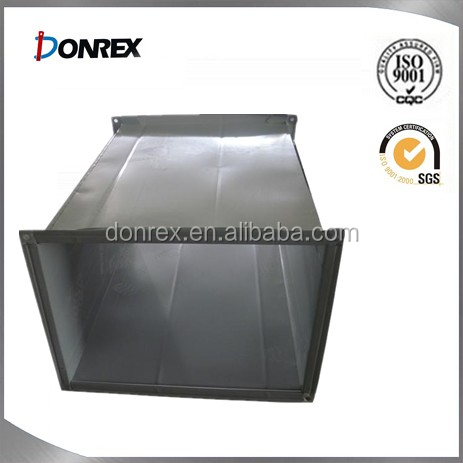 Zinc plating roof vent steel pipe cover