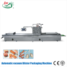 HUALIAN Hot Sale 200-400 times/hour Fruit And Vegetable Vacuum Blister Packing Machine