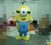 despicable me minion mascot costume