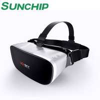 3D Mobile Phone Vr Glasses Box High Quality Virtual Reality Vr Headset Vr Glasses