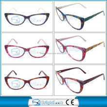 Custom eyewear optics design frame ,acetate optical glasses eyewear