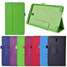 Ultra Thin Slim Folding Stand Shockproof 8 inch Tablet Case Folio Cover for Samsung Galaxy Tab S 8.4 T700