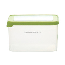 1.6L Air Water Tight Clip Seal Food Storage Boxes Containers