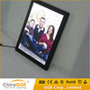 Advertising Slim Light Box LED Backlit Poster Frame