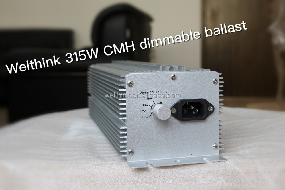 Professional manufacturer 315W CMH digital Ballast for PHilips lamp, 315W CMH CDM Digital Ballast