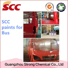 Top Sales wholesale supplies paints for bus