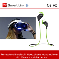 Cell phone accessories sweatproof stereo mobiles phone sport bluetooth headset