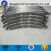 used for dongfeng brand replacement light truck parts leaf spring