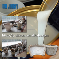 liquid silicone rubber for molds artificial stone