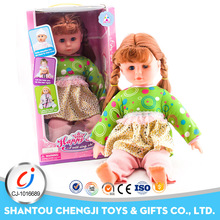 Wholesale high quality modern cute beautiful 18 inch american girl doll