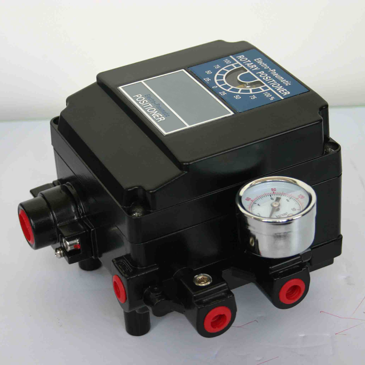 POV Shanghai made high quality electropneumatic control valve positioners double acting