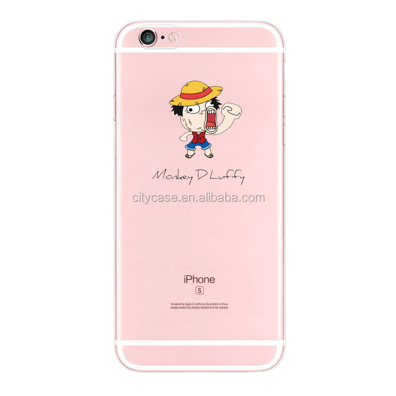 city&case fancy cartoon mobile phone covers for iPhone