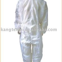 Hospital Gown DISPOSSABLE PROTECTION GOWN COVERALL