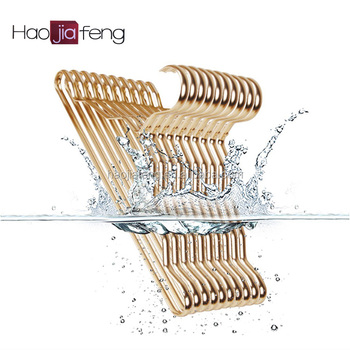 HJF-SC1 electric clothes hanger ISO9001 Eco-friendly Stainless steel clothes hanger stand Coat/Pants/Suit/Dress hanger