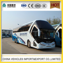 CHINA SINOTRUCK high quality passenger coach city bus 50 seater bus luxury bus seat