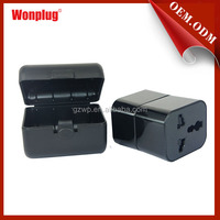 2014 The Most Popular Fashion Female to Male Electrical Plug Adapter