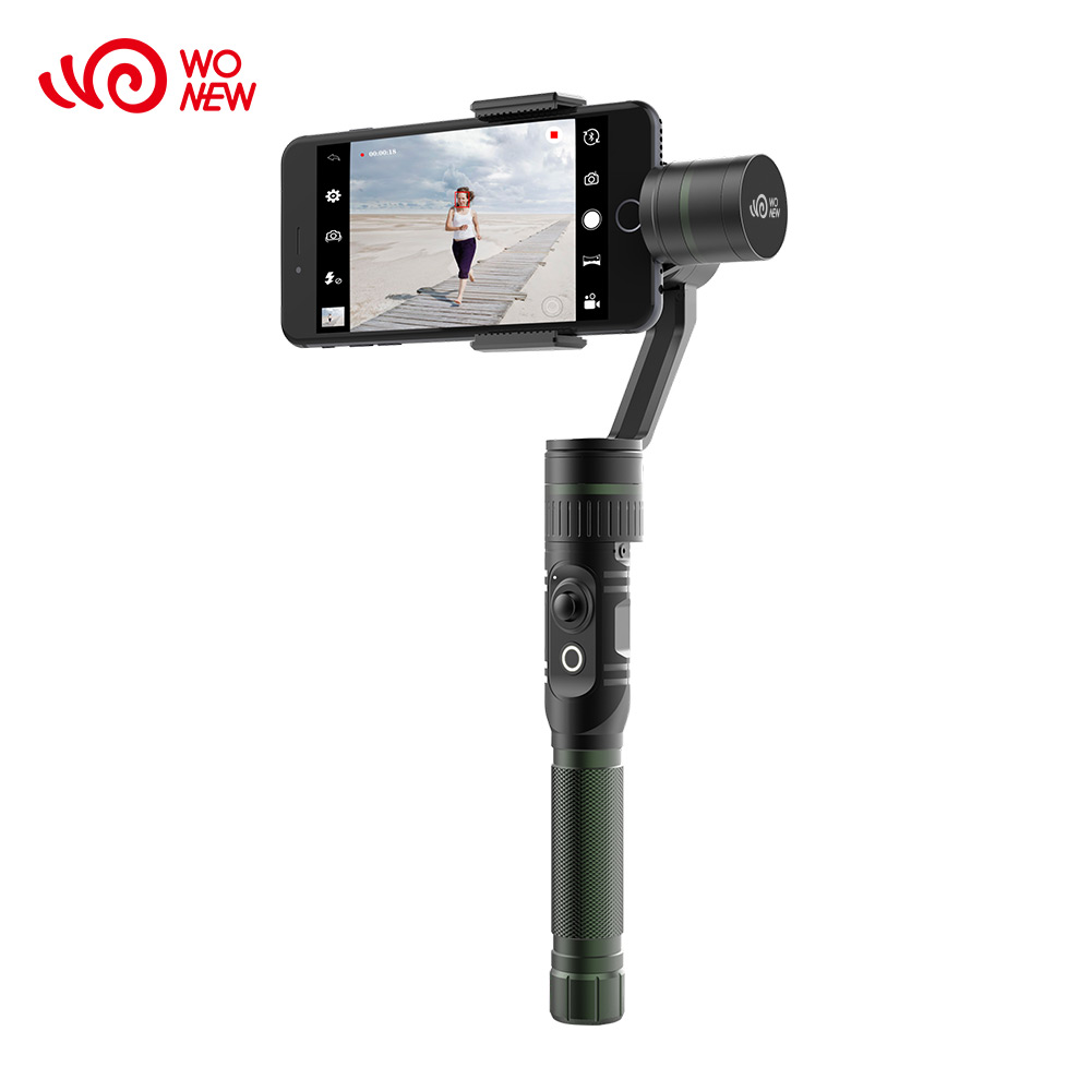Hot Sale Products Stability 360 Degree Smartphone Camera Dslr 3 Axis Gimbal