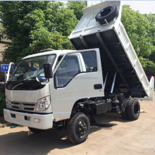 Foton Forland 4x4 Right Hand Drive Dump Truck for Uganda
