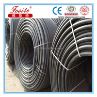 Factory Price geothermal hdpe pipe, pe ground source heat pump pipe