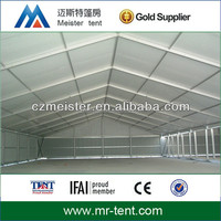 heavy duty warehouse tent with hard walls