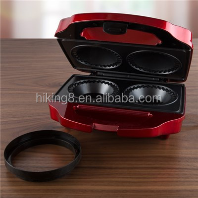 home use automatic two pie maker