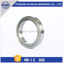 thin wall deep groove ball bearing 6816 rs dust cover roller bearing