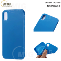 Flexiable Soft TPU Phone Case For