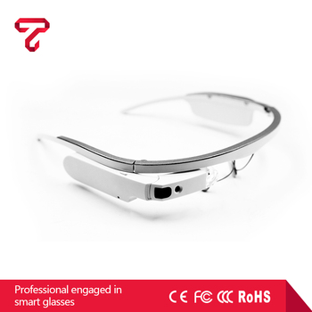 newest eyewear comfortable ,smart glasses android,Bluetooth /WIFI connection