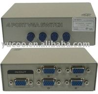 VGA Video Signal Switch Box