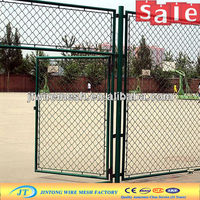 JT 2013 New Artificial fence garden fence gardening chain link wire mesh fence price for playground factory