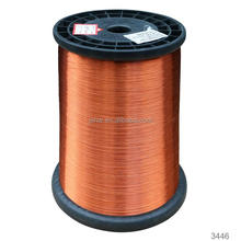 2016 CCA enamelled copper coated aluminum heating wire enameled wire