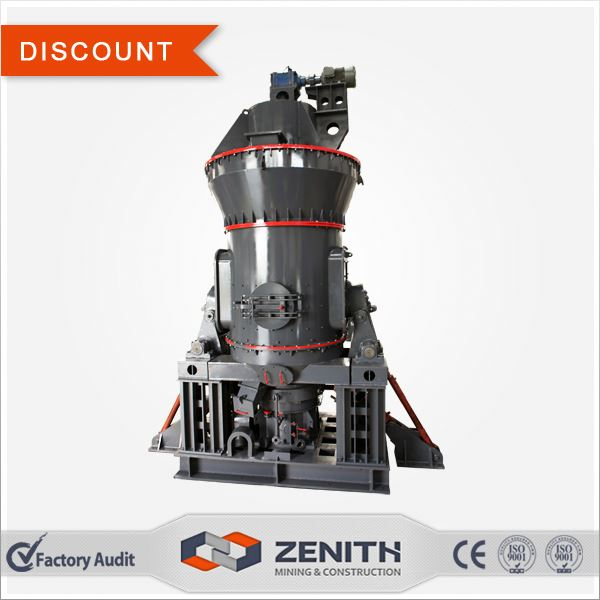 Zenith Limestone Grinder, Stone Powder Grinding Machine For Sale