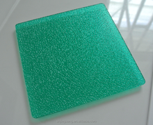 translucent solid polycarbonate sheet used as roof sheet