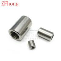 China supplier M3 M4 M5 M6 M8 M10 M12 M14 M16 M18 M20 stianless steel round coupling nut