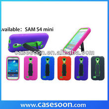 Impact Combo Case for S4 Mini,Hybird Case For Samsung Galaxy IV S4 ACTIVE i537 case