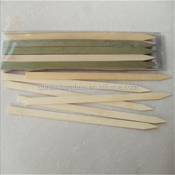 Disposable Flat Bamboo Skewers For Food