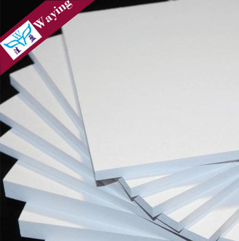 Eco-friendly thin flexible plastic pvc sheets